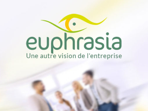 Création du site de Philippe Marcadé, Euphrasia, coach pour un management humain