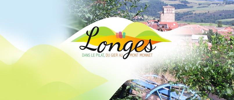 Création du site de Longes 69