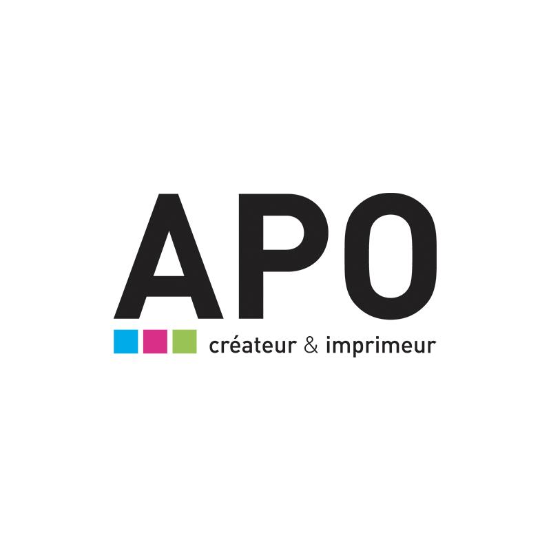 Stéphane Ruozzi, imprimerie APO