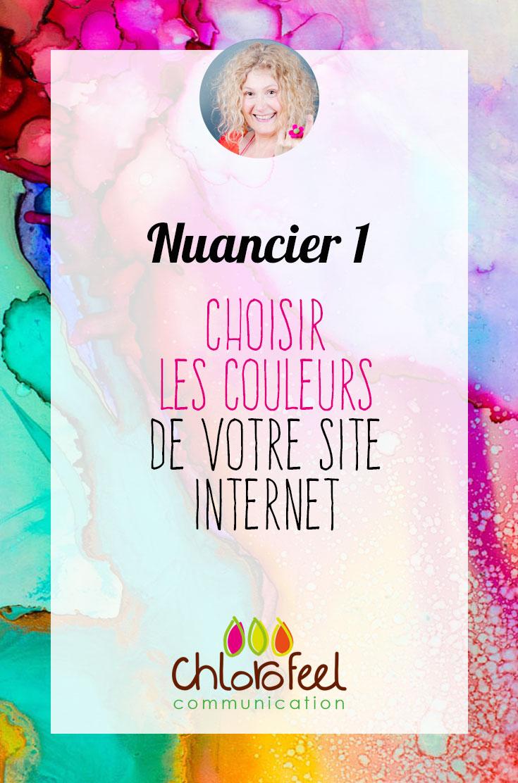 Choisir les couleurs de votre site internet