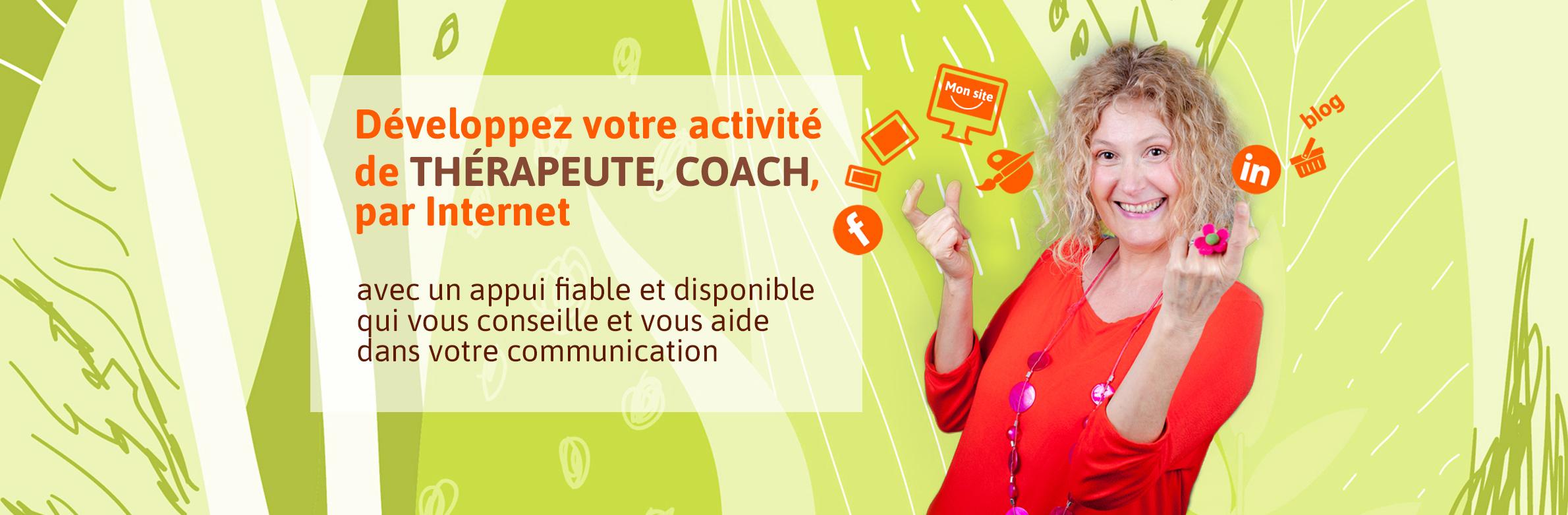 Createur De Site Internet createur de site internet à lyon spécial thérapeutes et coachs